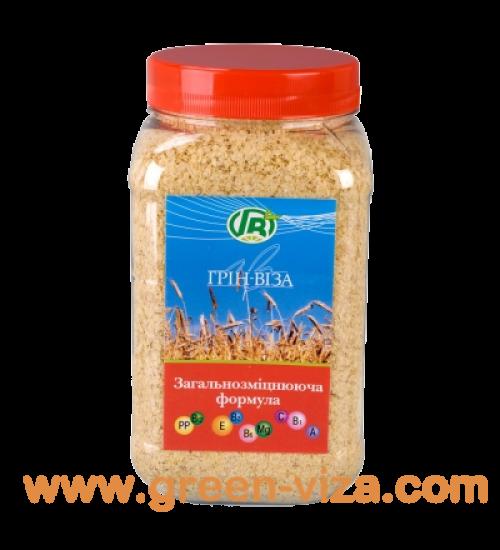 Хлопья зародышей пшеницы - общая укрепляющая формула
